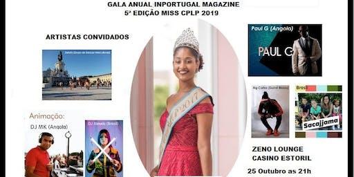 Gala Miss CPLP 2019 Casino Estoril