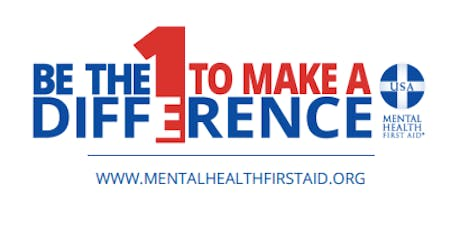 Mental Health First Aid USA Training-Adult tickets