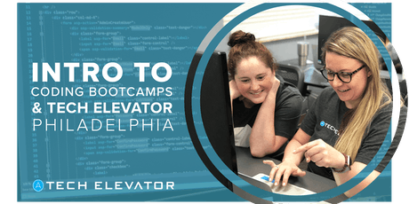 Intro to Coding Bootcamps & Tech Elevator - Philadelphia tickets