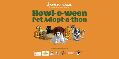 Bohemia Realty Group's Howl-O-Ween Pet Adopt-A-Thon tickets