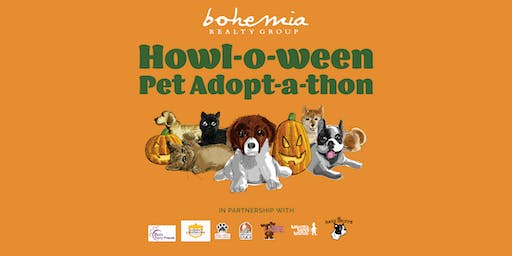Bohemia Realty Group's Howl-O-Ween Pet Adopt-A-Thon