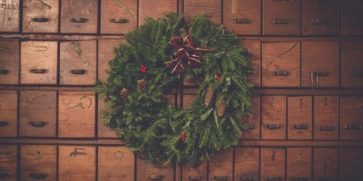 Eco-Friendly Christmas Wreath Workshop