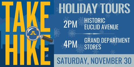 Take a Hike® Holiday Tours tickets