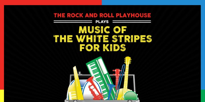 Music of The White Stripes for Kids - Holiday Celebration (LATE SHOW)