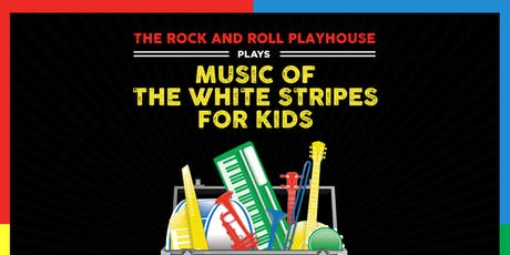 Music of The White Stripes for Kids - Holiday Celebration (LATE SHOW) @ Mohawk (Indoor) tickets