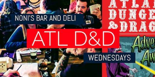 ATL D&D at Noni's