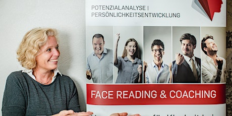 Infoabend Face Reading & Coaching Tickets