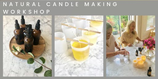 AROMATHERAPY CANDLE MAKING WORKSHOP by YOUGI