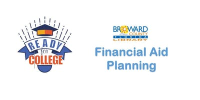 Free Financial Aid Planning @ North Regional/BC Library