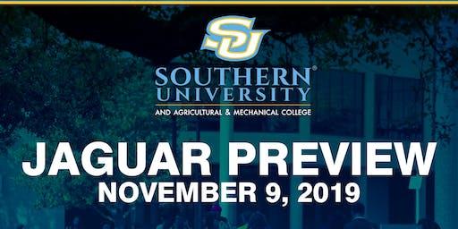 Southern University Jaguar Preview Day College Tour
