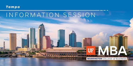 UF MBA - Tampa Information Session tickets