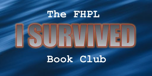 I Survived Book Club for Tweens: I Survived the Sinking of the Titanic