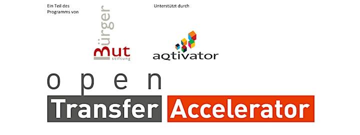 openTransfer Accelerator Demo-Day Jahrgang 2019: Bild