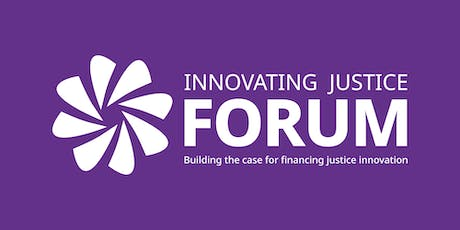 Innovating Justice Forum tickets
