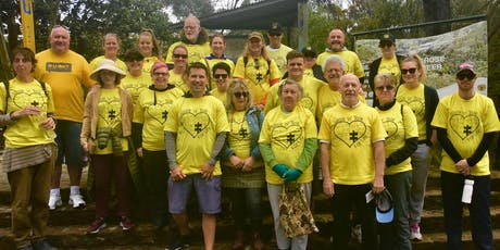 Walk 'n' Talk For Life Blue Mountains 19th October community event tickets