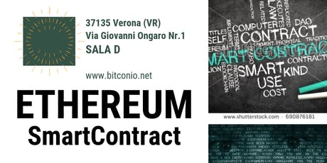 ETHEREUM - Smart Contracts biglietti