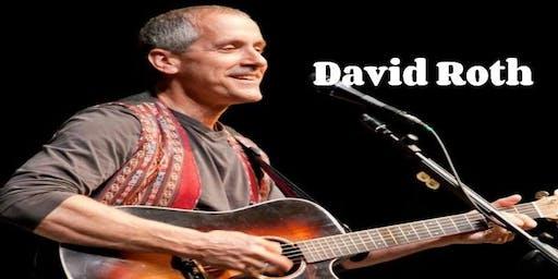 David Roth Folk Music Concert  in Rochester NY