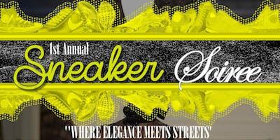 1st Annual Sneaker Soiree