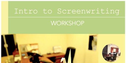 Intro to Screenwriting - Workshop
