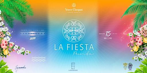 La Fiesta Punta 2020