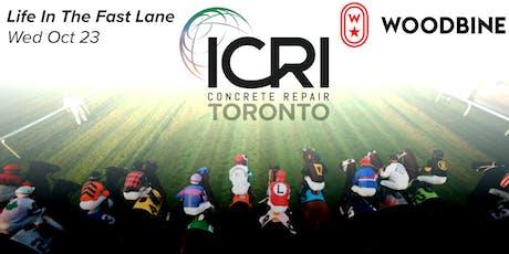 ICRI Toronto 2019 Fall Social tickets