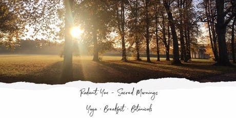 Radiant You - Sacred Mornings tickets
