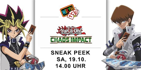 Sneak Peek Chaos Impact Tickets