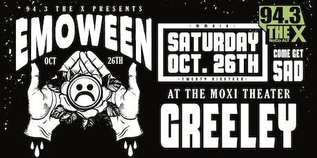 94.3 The X Presents: EmoWeen tickets