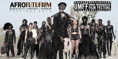 AfroFuturism Fest 2019 :: Movies, Costume Contest, Vendor Market, Panels