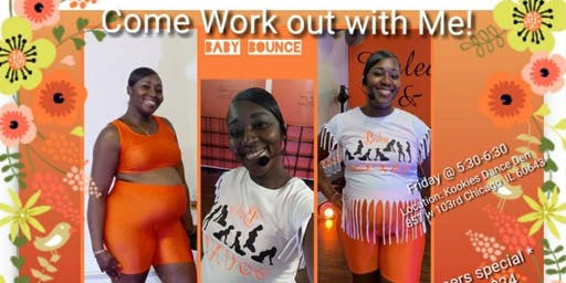 Baby Bounce Dance Class For Expectant Mommies