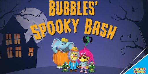 Bubbles' Spooky Bash