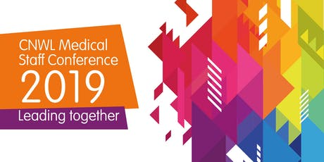 CNWL Medical Staff Conference tickets