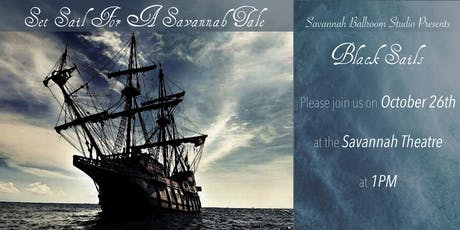 Set Sail For a Savannah Tale! tickets