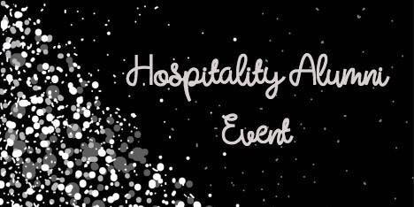 Hospitality Alumni Event