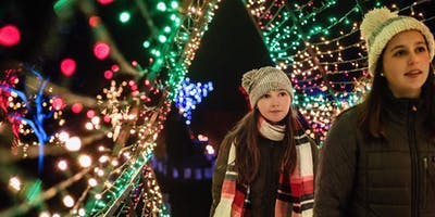 Winterlights at The Stevens-Coolidge Place, Members Only Preview