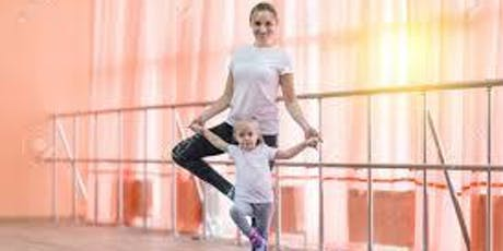 Mom & Daughter Storybook Yoga and Makeovers tickets
