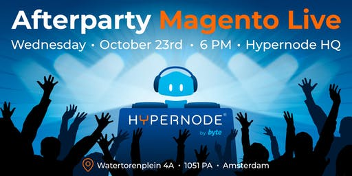 Afterparty Magento Live