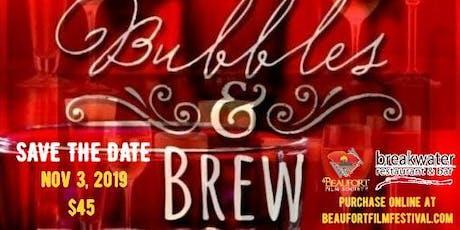 7th Annual Bourbon, Bubbles & Brew  tickets