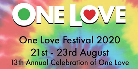 One Love Festival 2020 tickets