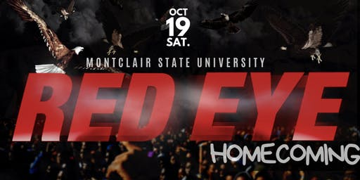 RED EYE: HOMECOMING PARTY