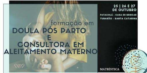Formação de Doula Pós-Parto e Consultora em Aleitamento Materno