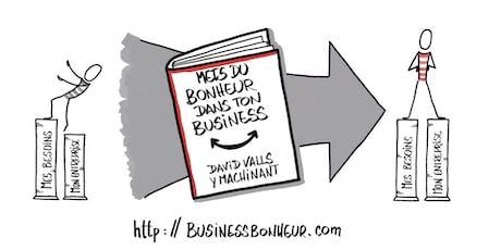 """Les entrepreneurs du bonheur - Afterwork """"Mets du bonheur dans ton business"""" billets"""