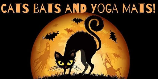 Family Yoga HALLOWEEN SPECIAL