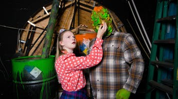 """The Toxic Avenger: The Musical"""
