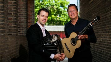 """""""The Four Seasons of Buenos Aires:"""" Julien Labro, Jason Vieaux and New West Symphony"""