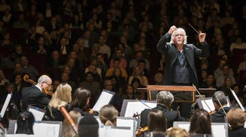 ASO: Runnicles Conducts Bruckner
