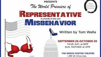 """""""Representative Misbehavior"""""""