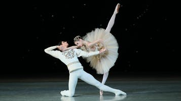 """Mariinsky Ballet and Orchestra: George Balanchine's """"Jewels"""""""