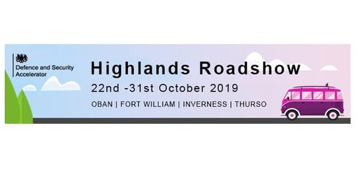 DASA Highlands Roadshow- Inverness
