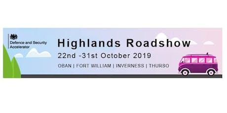 DASA Highlands Roadshow- Thurso tickets